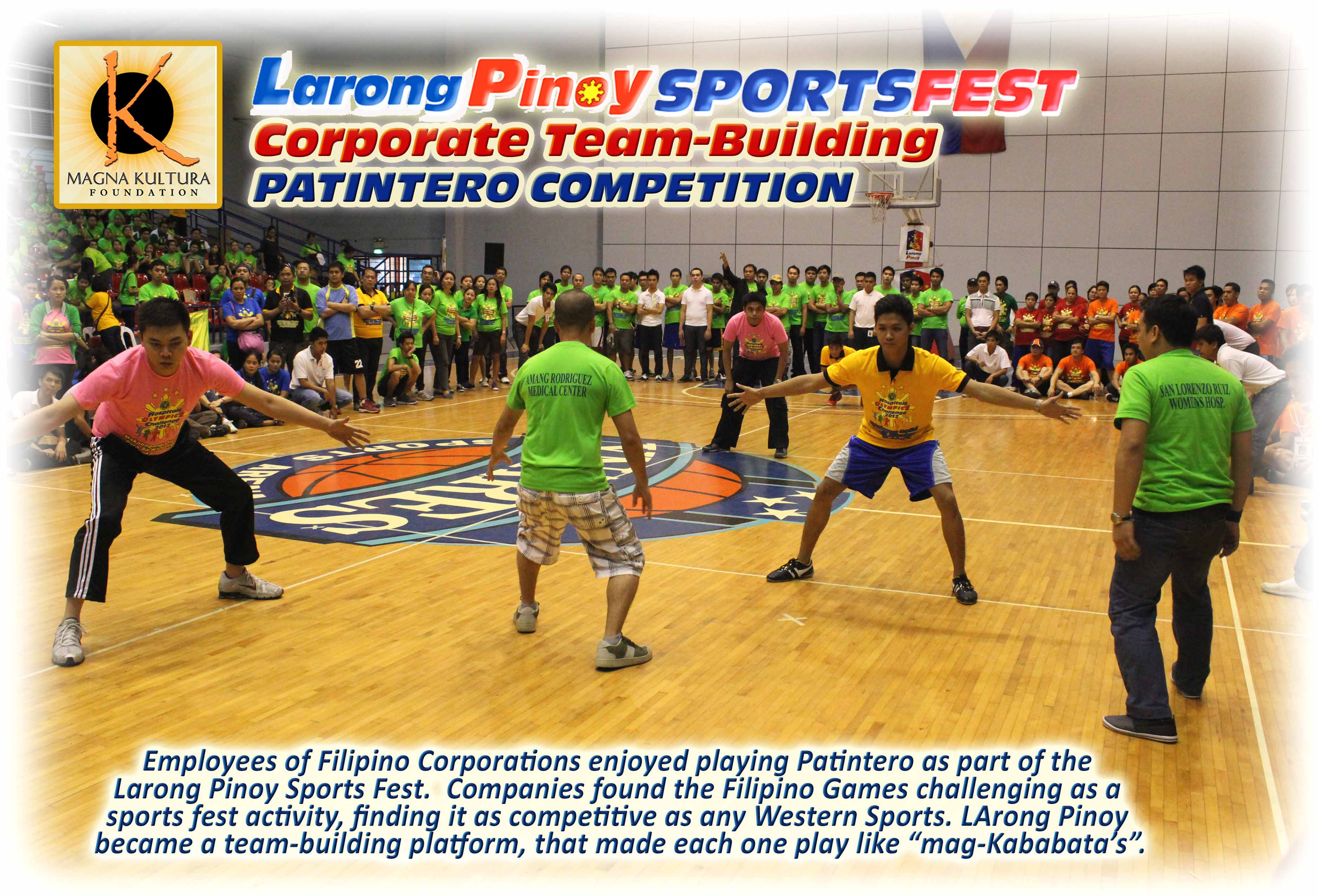 filipino games for team building